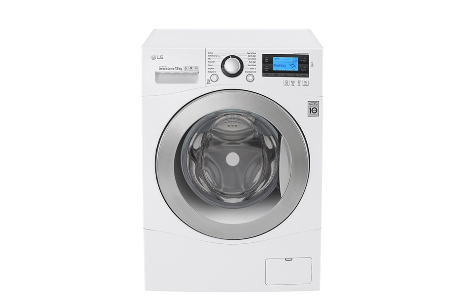Lg 12kg 6 Motion Dd Washing Machine With Turbowash Lg Uk