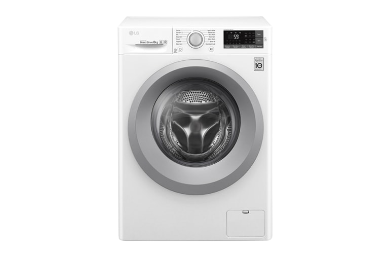 LG Washing Machines F4J5TN4WW thumbnail 1