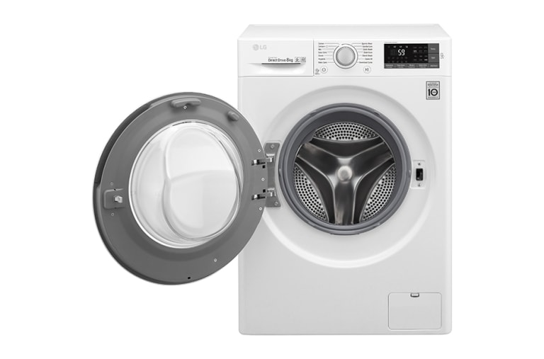 LG Washing Machines F4J5TN4WW thumbnail 2