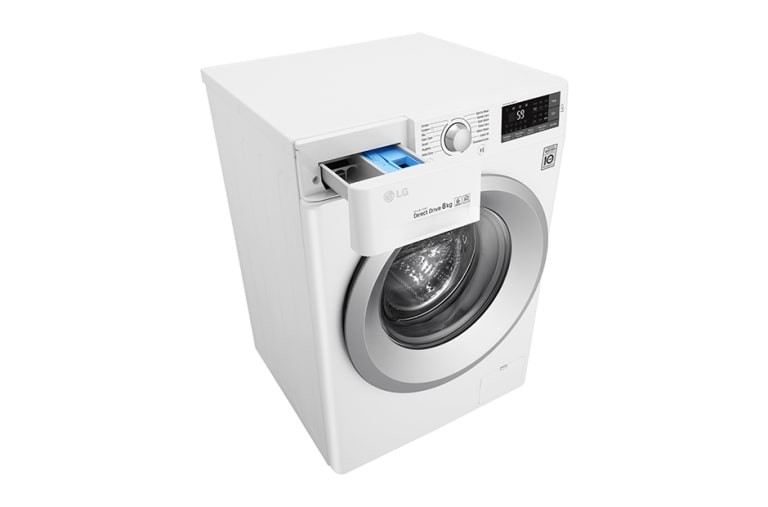 LG Washing Machines F4J5TN4WW thumbnail 10