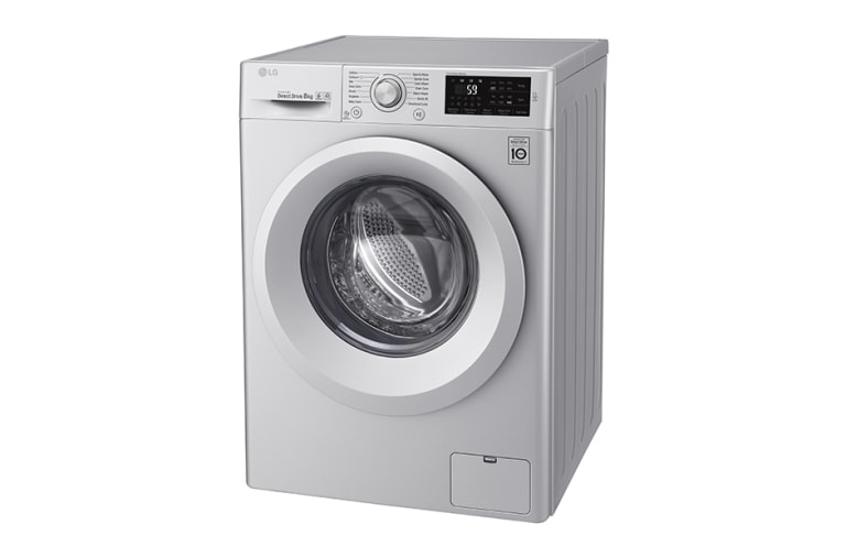 LG Washing Machines F4J5TN4L thumbnail +10