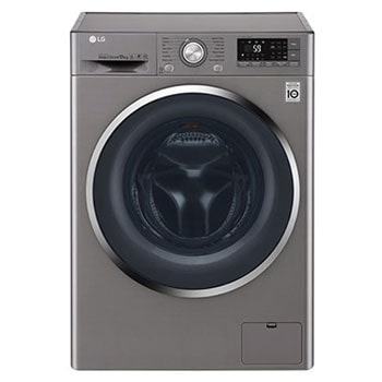 LG Direct Drive FH4U2JCN8 Smart 10Kg Washing Machine - Graphite1
