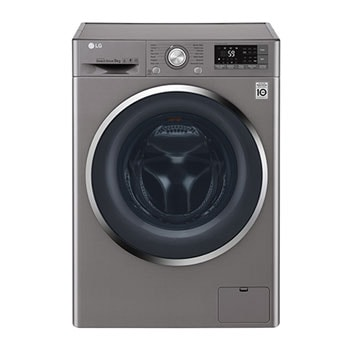 LG Direct Drive FH4U2VCN8 Smart 9Kg Washing Machine - Graphite1
