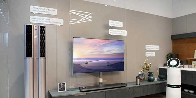 Lg Ces 2018 Thinq Smart Home Meets Ai Tech Story Lg Magazine