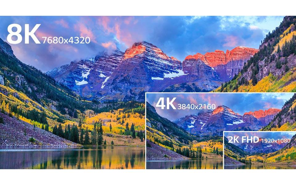 Why 8K OLED TV? Your Ultimate Guide