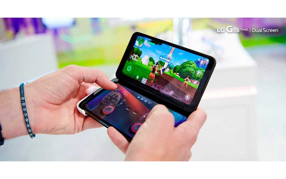 Mobile Games Made Better With A Dual Screen Lg Magazine