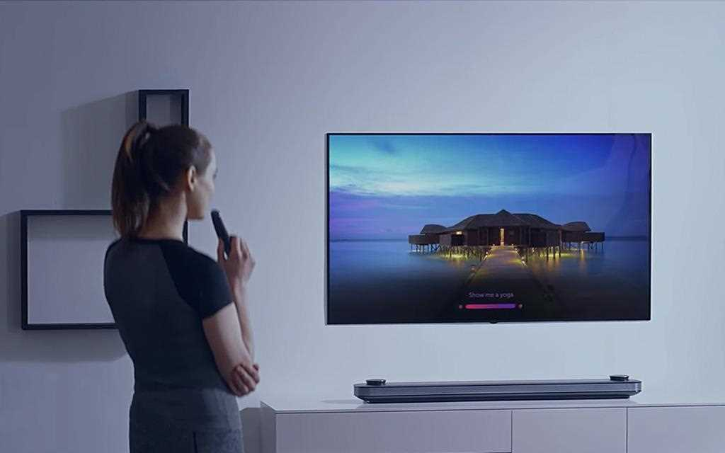 ces 2018 lg oled w8 the beyond television the beyond future what s new lg magazine. Black Bedroom Furniture Sets. Home Design Ideas