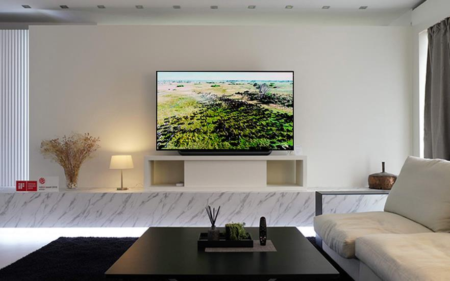 The ultimate smart living room - with LG ThinQ appliances to make you feel at home | More at LG MAGAZINE