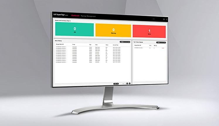 LG SuperSign Control V1.7.0