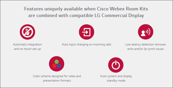 Cisco Compatible | LG US Business