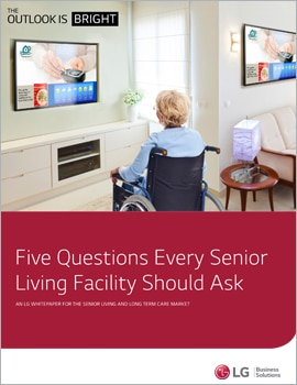 Whitepaper • Five Questions Every Senior Living Facility Should Ask
