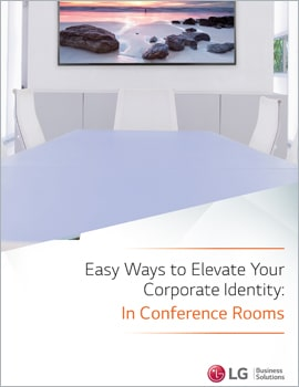 E-Book • Elevate Your Corporate Identity in Conference Rooms