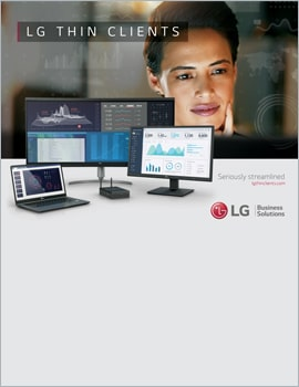 Brochure • LG Thin Clients