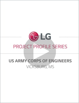 Case Study • LG Project Profile Series, U.S. Army Engineer Research and Development Center