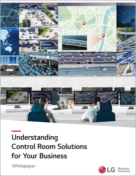 Whitepaper • Understanding Control Room Solutions for Your Business