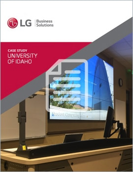 Case Study • University of Idaho