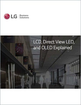 E-Book • LCD, Direct View LED, and LG OLED Explained