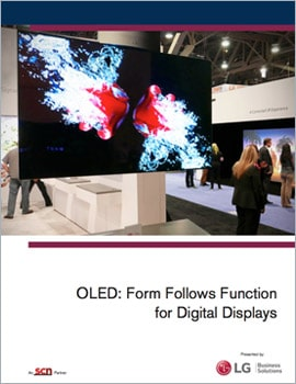 White Paper • LG OLED Form Follows Function for Digital Displays