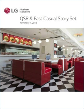 E-Book • QSR and Fast Casual Story Set