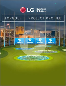 Video • LG Project Profile Series: TOPGOLF