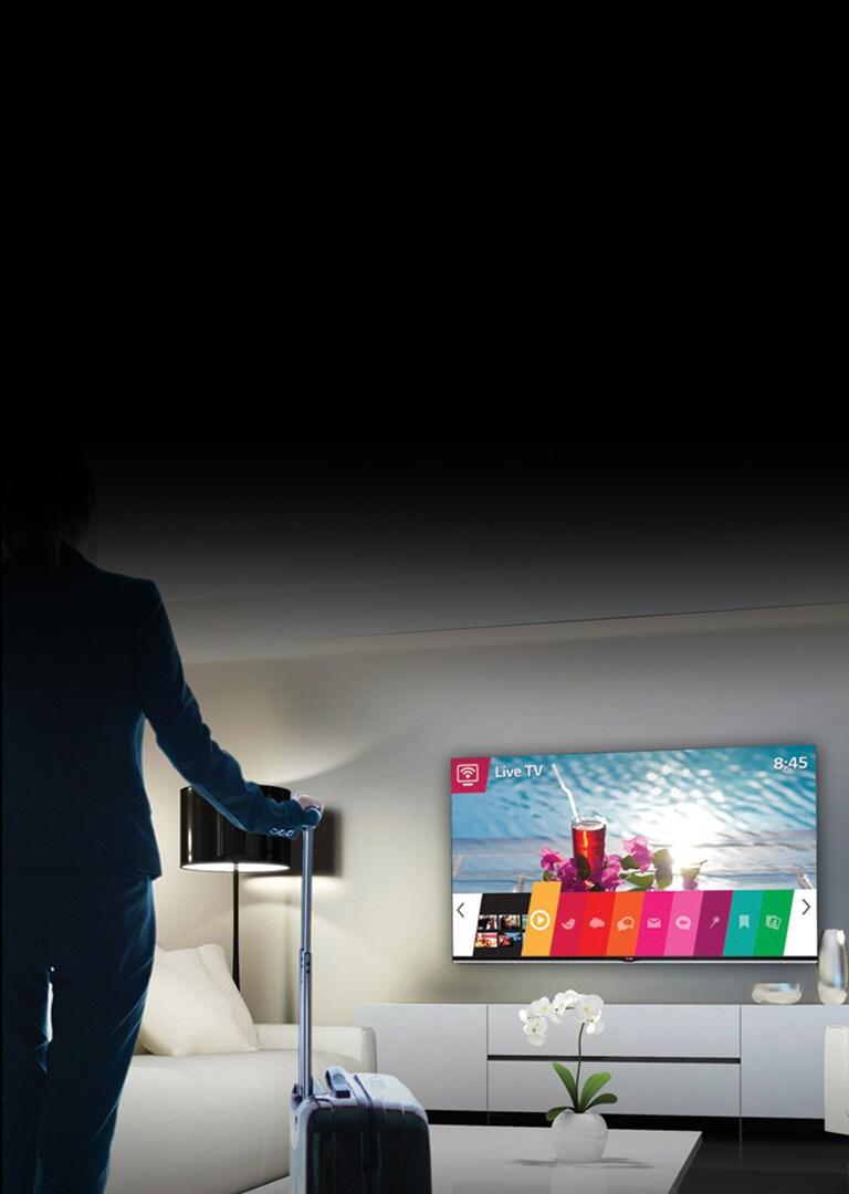 LG Pro:Centric Hospitality Smart TVs | LG USA Business