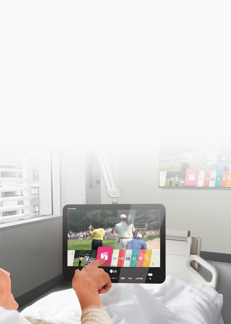 LG Healthcare TVs for Hospitals| LG USA Business