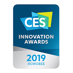 CES Innovation Awards 2019 Honoree1
