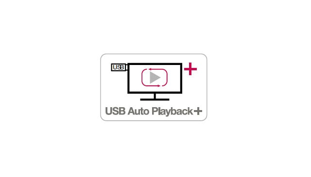 USB Auto Playback+ - LG | Enter Computers