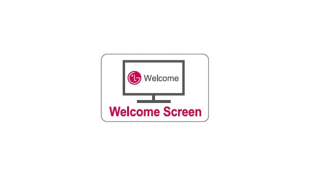 Welcome Screen (Splash Image) - LG | Enter Computers