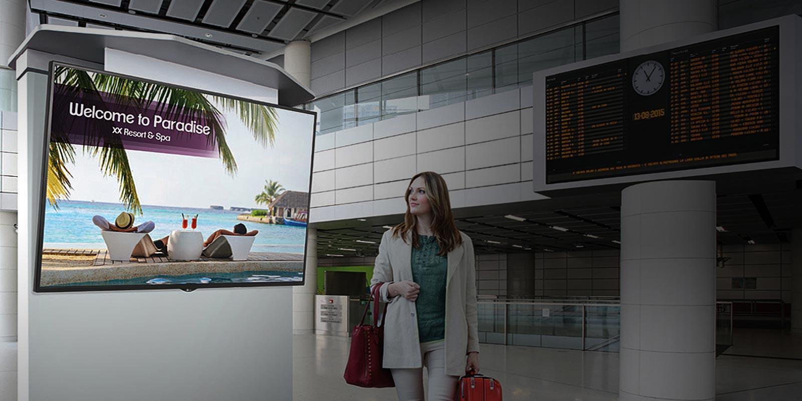 Open Frame Displays | LG US Business