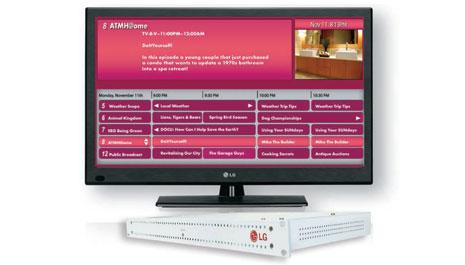 <span>FREE</span> Interactive Electronic Program Guide Service for Pro:Centric® TVs!