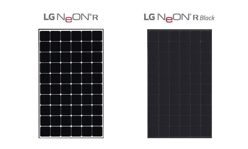 Lg Solar Panel Exhibitions Lg Us Business