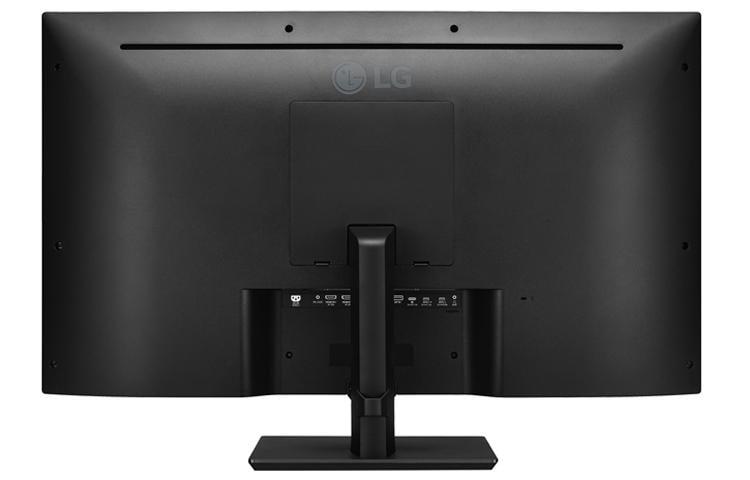 Back To Back Monitor : Ultra hd k monitor mu lg usa