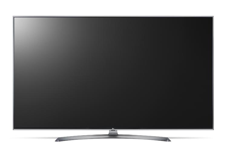 Edge-lit Smart IPTV with Ultra HD and Integrated b-LAN™