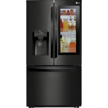 Coming Soon: 26 cu. ft. Smart wi-fi Enabled InstaView™ Door-in-Door® Refrigerator1