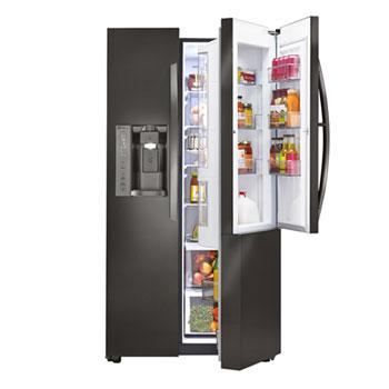 22 cu. ft. Smart wi-fi Enabled Door-in-Door® Counter-Depth Refrigerator1