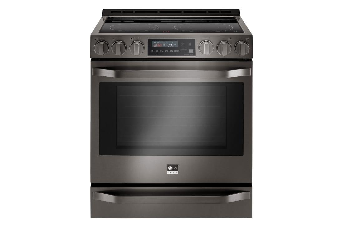 LG Cooking Appliances LSSE3029BD 1