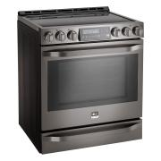 LG Cooking Appliances LSSE3029BD thumbnail 2