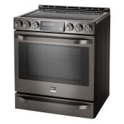 LG Cooking Appliances LSSE3029BD thumbnail 3