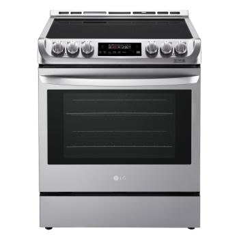 6.3 cu. ft. Electric Single Oven Slide-in Range with ProBake Convection® and EasyClean®1