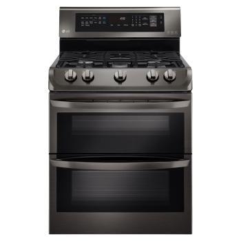 Ldg4313bd 6 9 Cu Ft Gas Double Oven Range