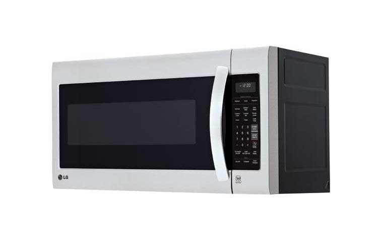 2 0 cu  ft  Over-the-Range Microwave Oven with EasyClean®