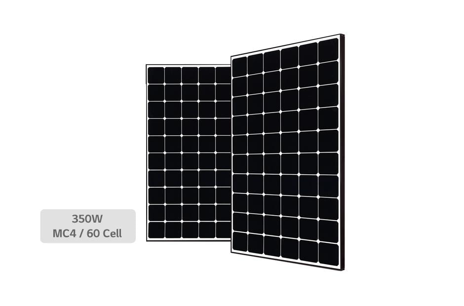Lg Lg350q1c A5 High Efficiency Lg Neon R Module Cells 6 X 10 Module Efficiency 20 3 Connector Type Mc4 Lg Usa Business