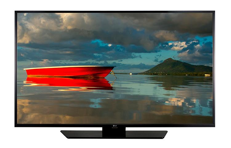 "65"" class (64 53"" diagonal) Edge LED Commercial Lite Integrated HDTV"