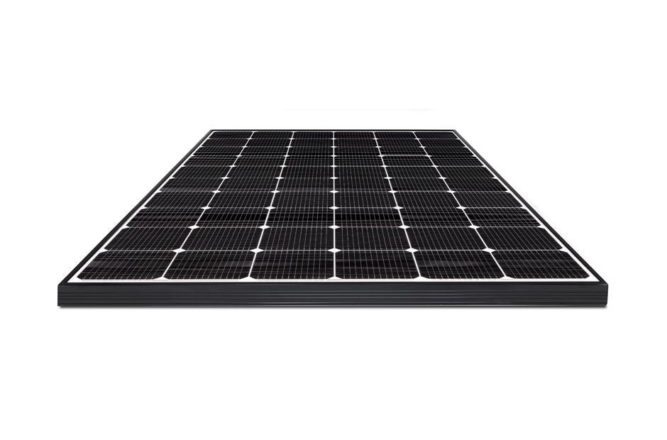 High Efficiency LG NeON® 2 Module Cells: 6 x 10 Module efficiency 19 6%  Connector Type: MC4