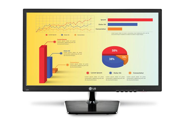 LG Desktop Monitors 22MC37D-B thumbnail 1