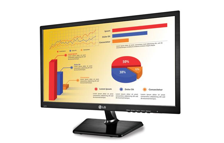 LG Desktop Monitors 22MC37D-B thumbnail 2