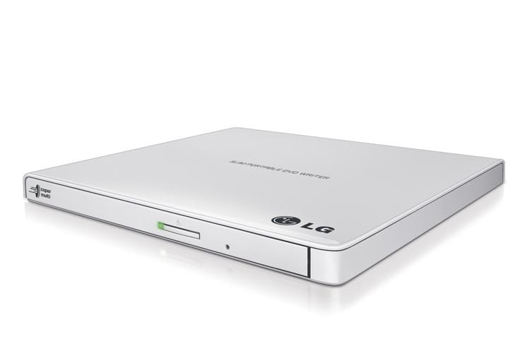 Best External Optical Drive 2020 LG GP65NW60 : Ultra Slim Portable DVD Burner & Drive with M DISC