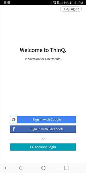LG SmartThinQ Works with Alexa Voice Control   LG U S A