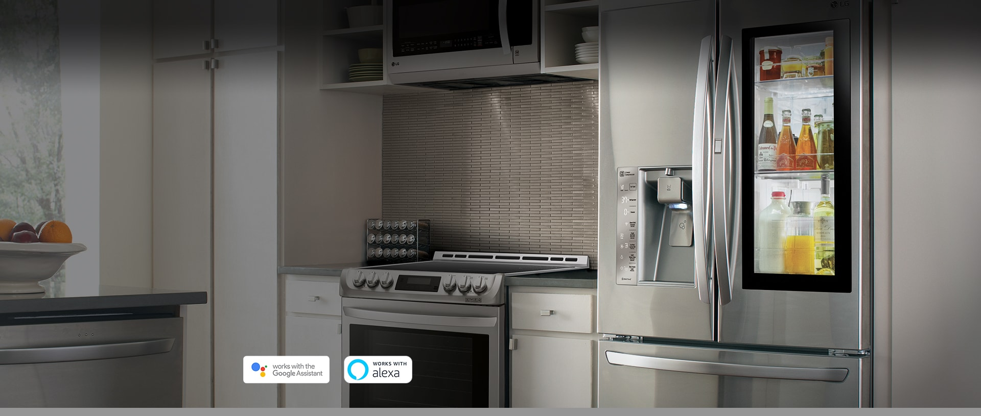 LG Smart Refrigerators: Powered by ThinQ™ IOT | LG USA